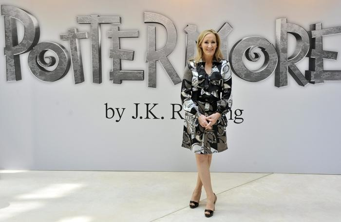 J. K. Rowling, autrice di Harry Potter