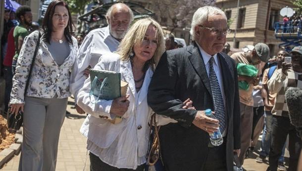 Pistorius, madre Reeva soddisfatta