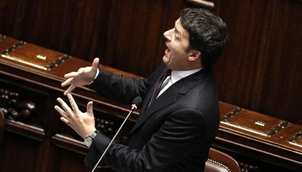 Renzi, Italia e eurozona soffrono rigore