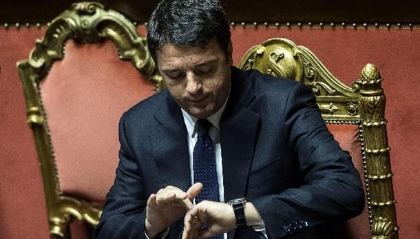 Renzi, vorrei una Ue più coraggiosa
