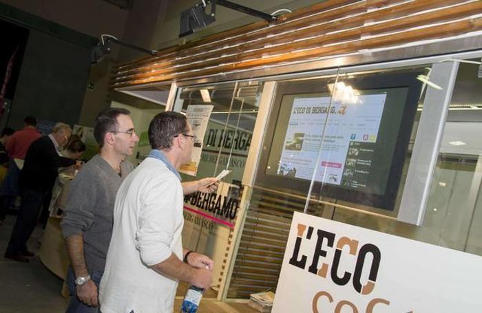 L'Eco café alla Fiera campionaria