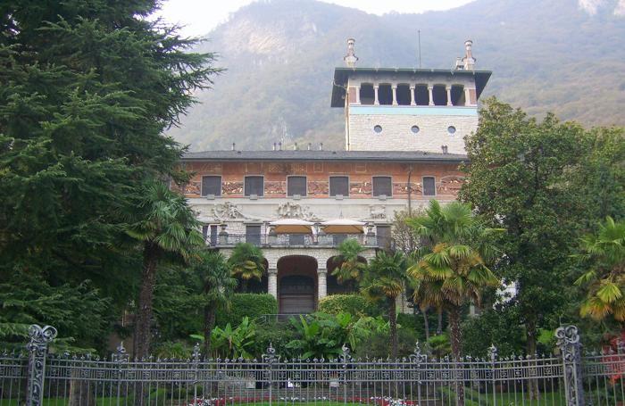 Villa Faccanoni Surre
