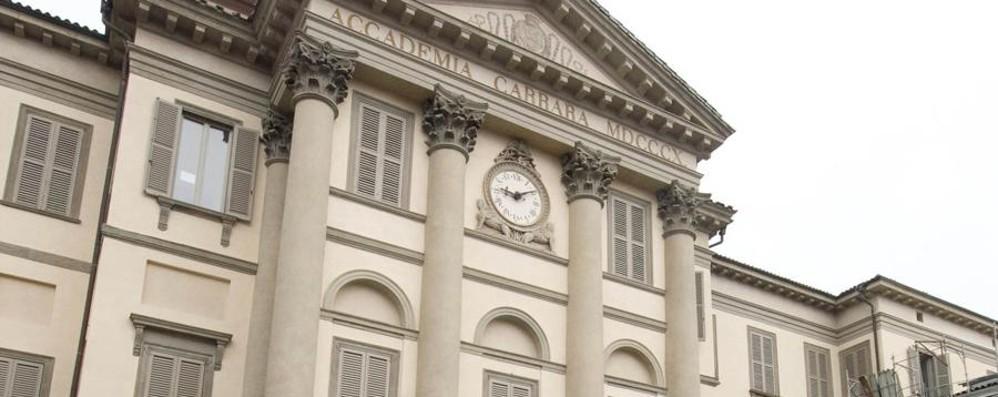 Accademia Carrara, mancano 6 mesi Spunta una data di apertura: 24 aprile