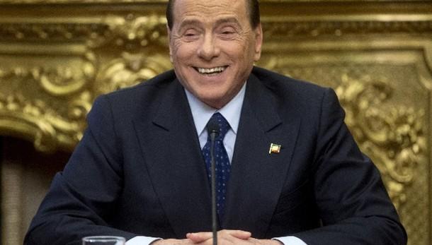 Berlusconi, Salvini leader? Ora è presto