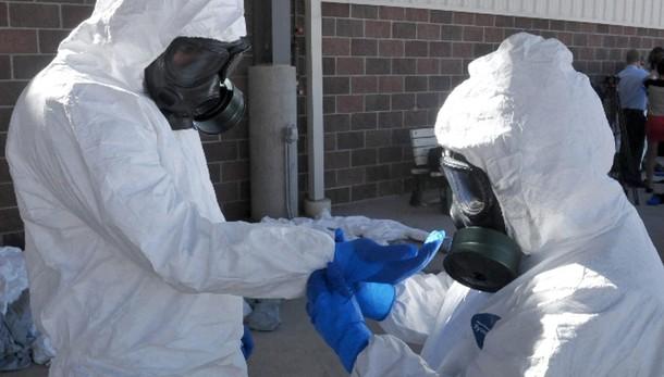 Ebola,sanitari rimpatriati in Lombardia