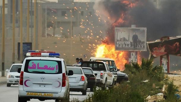 Libia: Liberato il 90% di Bengasi