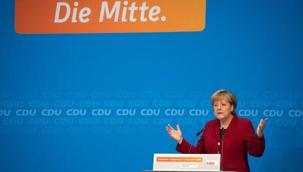 Merkel, ok a coordinamento più stretto