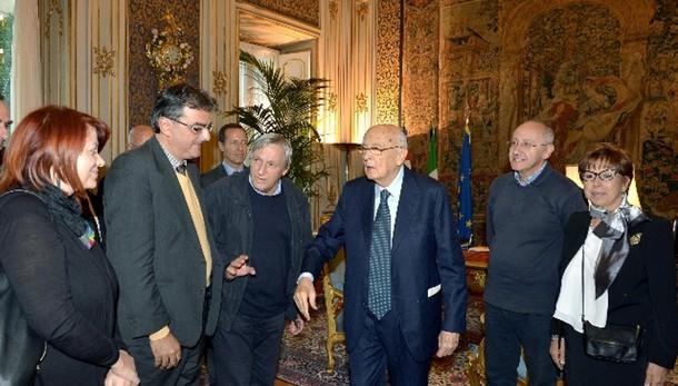 Napolitano, basta austerity, cambiare