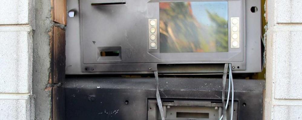 Numerosi colpi nella Bergamasca Sgominata la banda dei bancomat