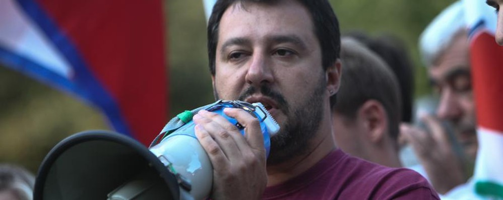 Salvini leader del centrodestra? Berlusconi: «È troppo presto»