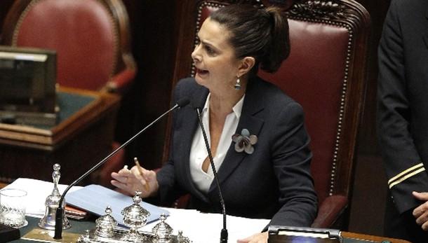Boldrini, ripresa con lotta a corruzione