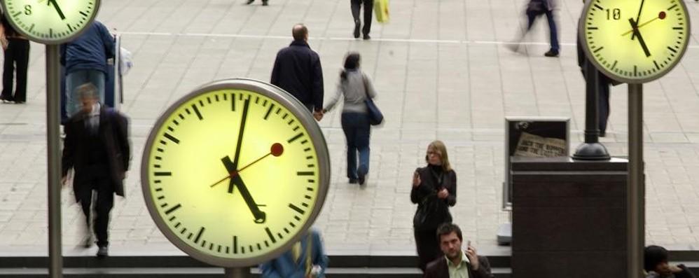 Da oggi è tornata l'ora solare Avete regolato tutti gli orologi?