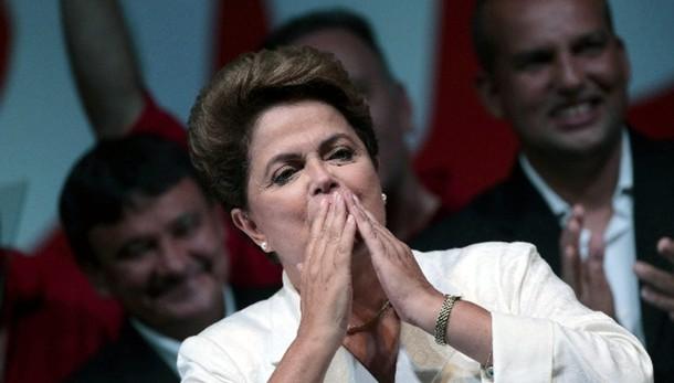 Dilma: sarò presidente del dialogo