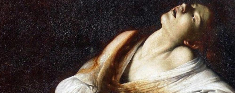 La decana degli studi non ha dubbi «Quella Maddalena è del Caravaggio»