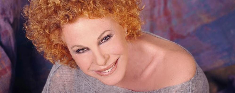 Ornella Vanoni torna a teatro Ultimo tour, il 7 novembre a Bergamo