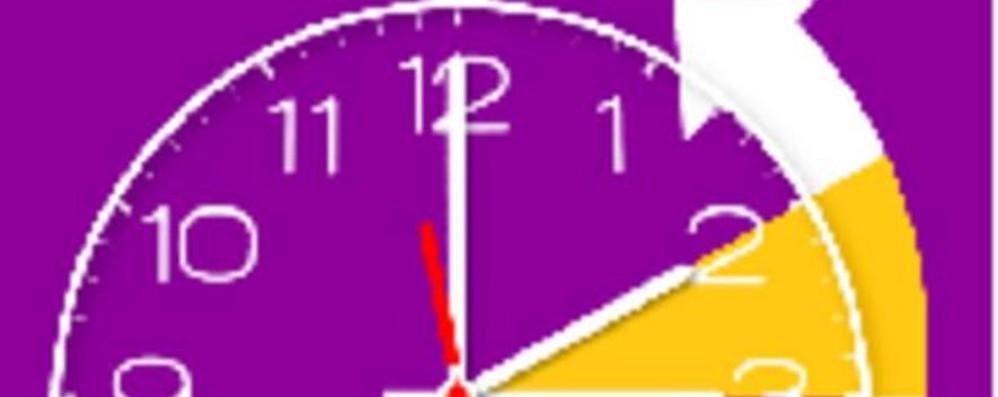 Sabato notte torna l'ora solare Lancette indietro, si dormirà di più