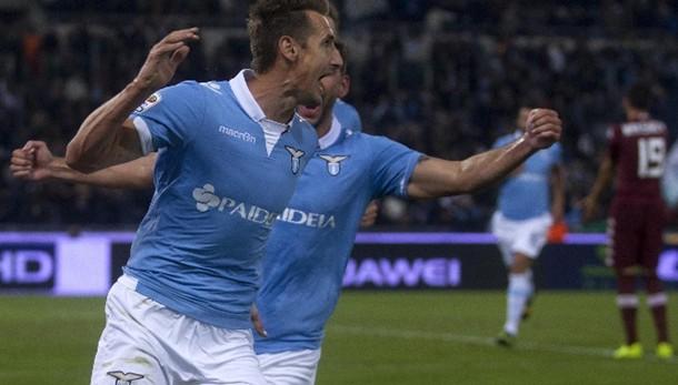 Serie A: Lazio al quinto posto
