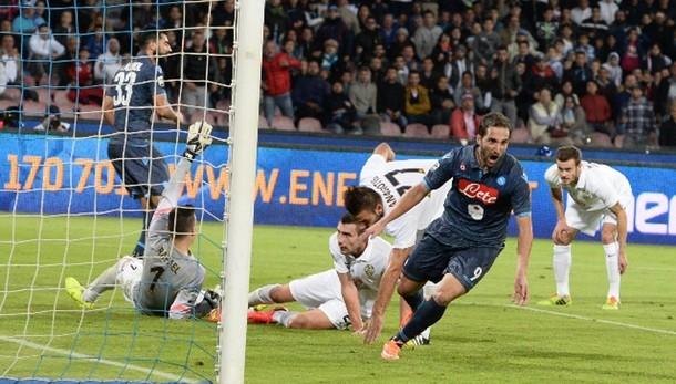 Serie A: ok Lazio, Inter e Napoli