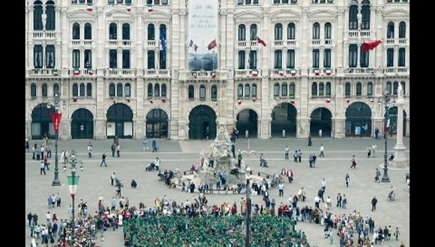 Trieste celebra 60 anni ritorno a Italia