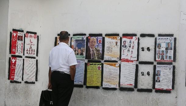 Tunisia oggi al voto, aperti i seggi
