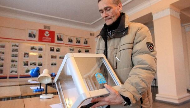 Ucraina, aperti seggi elezioni politiche