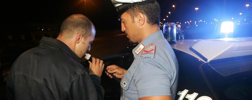 A San Pellegrino 12 ubriachi alla guida Tutti denunciati, restano senza patente