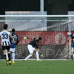 Il gol del 2-0 di Thereau