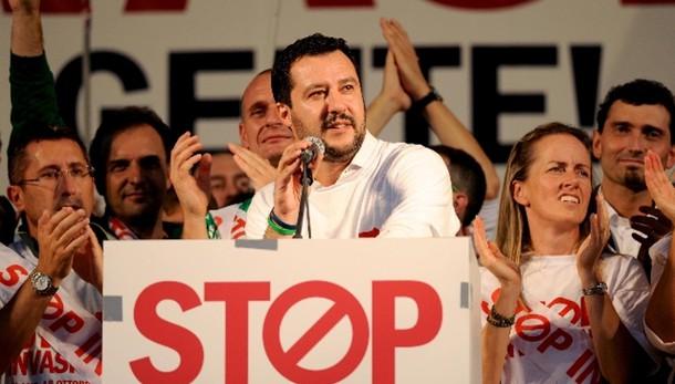 Mps: Salvini, silenzio alla Leopolda
