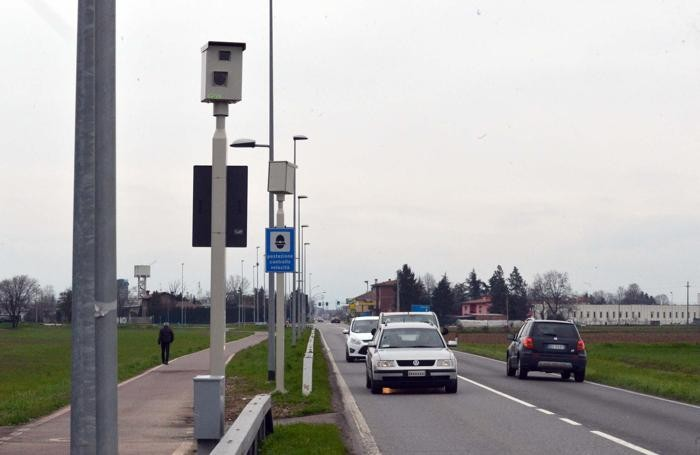 Via Bergamo a Treviglio: attenti all'autovelox