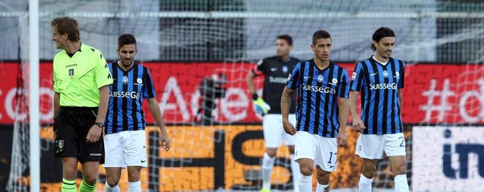 Atalanta non pervenuta a Udine Di Natale e Thereau la freddano