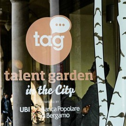«Condividere idee per la città» Dieci giovani nel Talent Garden di Ubi