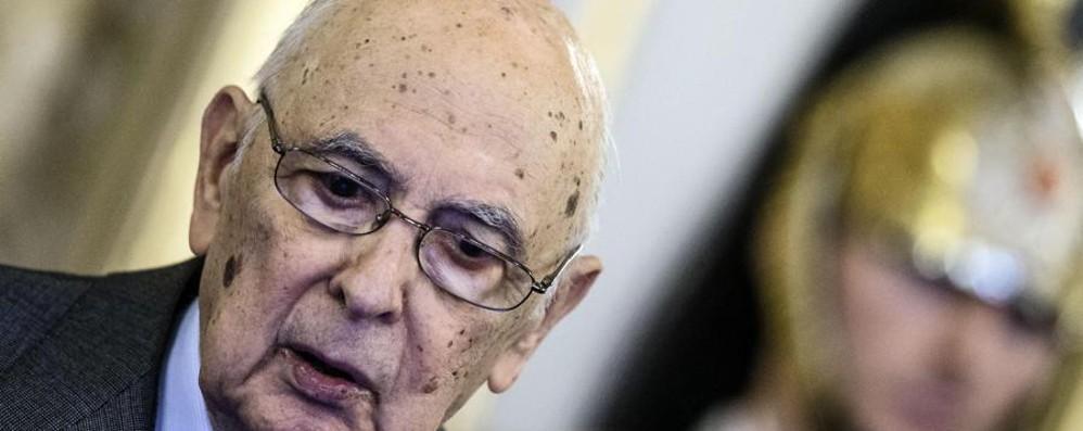 I mafiosi, Napolitano e il senso dello Stato