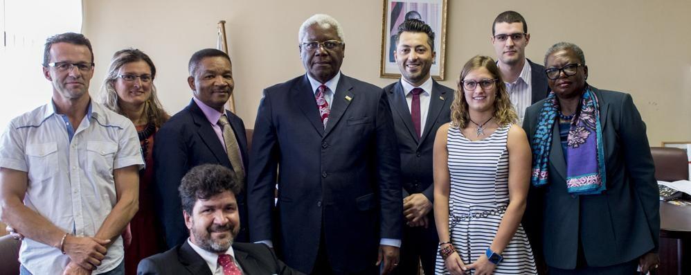 Il mais spinato di Gandino conquista anche lo Zimbabwe