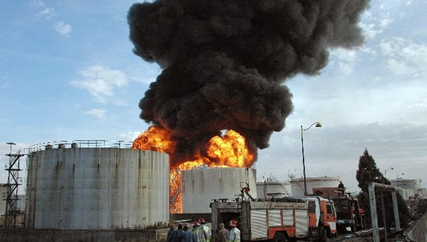 Isis attacca giacimento gas, 30 morti