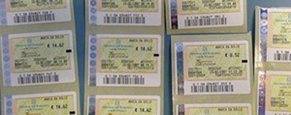 Marche da bollo, pagamento online Su L'Eco due pagine di Trovarisposte