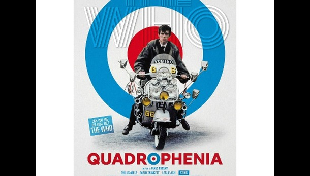 Quadrophenia, Who in sala per un giorno