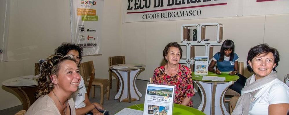 A Creattiva L'Eco cafè e un sondaggio sulle donne