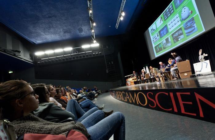 BergamoScienza, un incontro dell'edizione del 2013