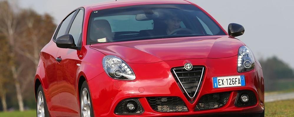 Alfa Giulietta Sprint sessant'anni dopo