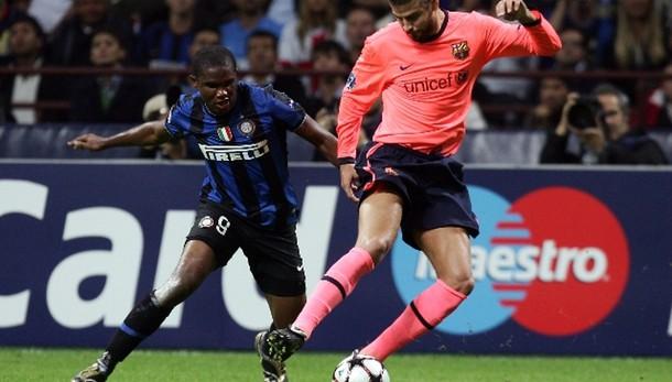 Calcio: Il Chelsea tenta Piquè