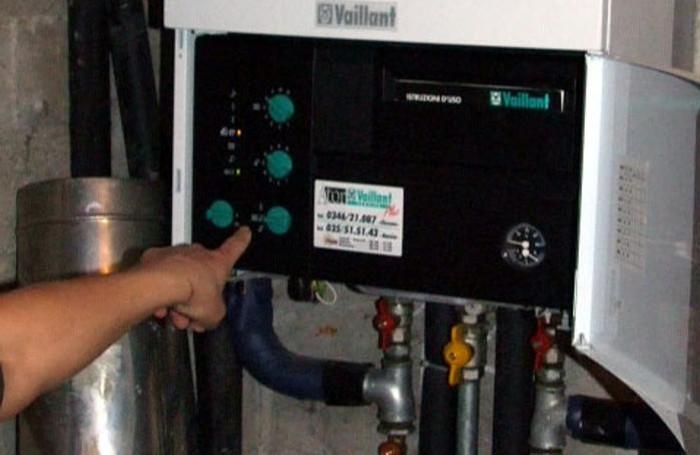 Caldaie e il libretto a costo zero gli installatori for Costo della costruzione di una sauna domestica