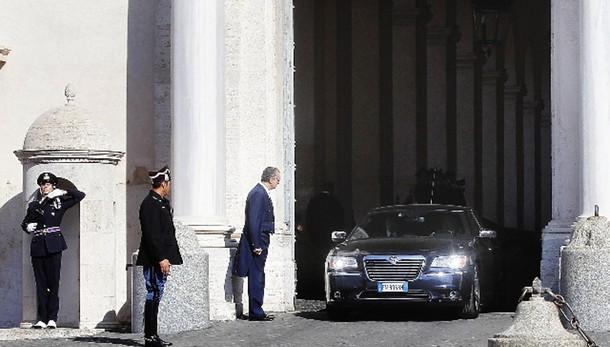Colle-Renzi, prime valutazioni su Esteri