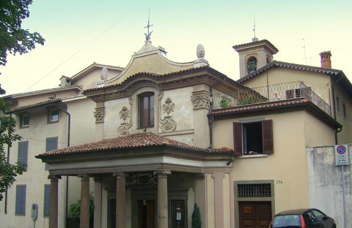 La chiesa della Beata Vergine del Giglio