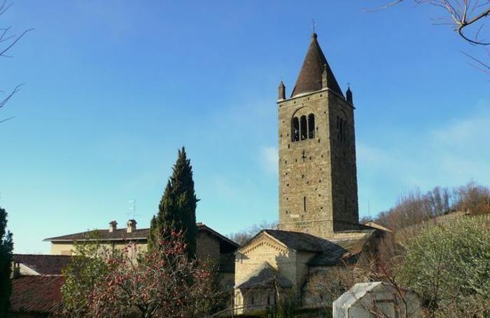 L'abbazia di Sant'Egidio a Fontanella