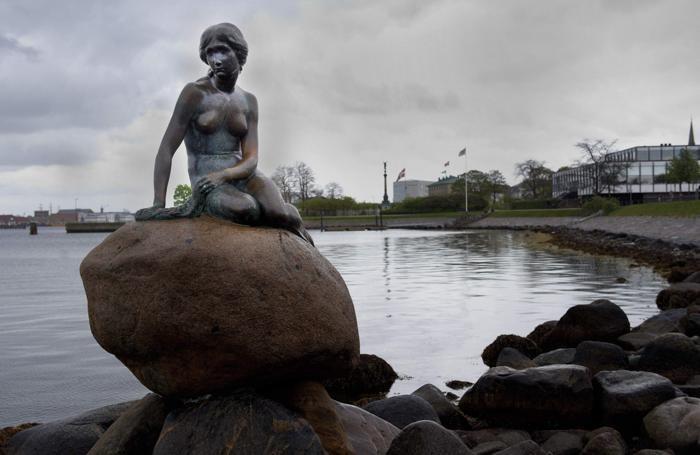 La sirenetta, simbolo di Copenaghen