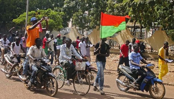 Burkina Faso:Zida,Compaore' 'al sicuro'