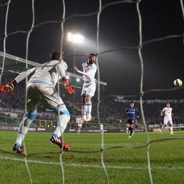 Il gol di  Denis