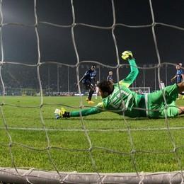 Il gol del pareggio di  Higuain