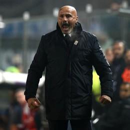 Stefano Colantuono, allenatore dell'Atalanta