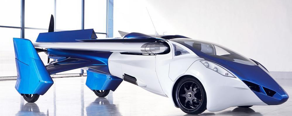 Il sogno dell'auto che vola Dalla Slovacchia, Aeromobil 3.0